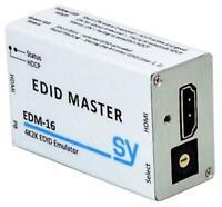 EDM-16 4K UHD EDID Emulator - SY ELECTRONICS