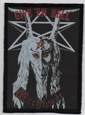 WITCHFYNDE PATCH / SPEED-THRASH-BLACK-DEATH METAL