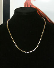 #198 House of Harlow 1960 Huaca Pyramid Necklace  $93