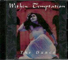 WITHIN TEMPTATION-THE DANCE-CD-OOP-symphonic metal-nightwish-epica-lacuna coil