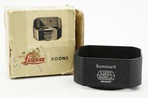 Leica XOONS Lens Hood for Summarit 5cm F/1.5
