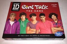 One Direction Girl Talk Game by Hasbro - 2012 Edition  - 100% complete!