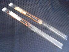 Omega Type J Thermocouple Probe Sensor 12 Sheath 18 Od 38 Cable Lead 2pk