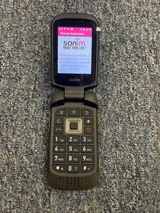 Sonim XP3 Flip Phone - XP3800  8GB Unknown IMEI Sprint Carrier | B1:1