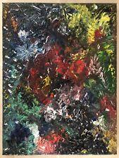 Ballogletti 'Sviluppo' Moderne Kunst Ölgemälde Modern Art Oil Painting Rarität