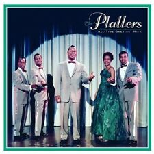 The Platters - All-Time Greatest Hits [New CD] Rmst