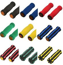 Bicycle Foam Grips Reflectors Bikes New