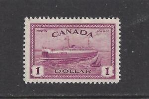CANADA - 273 - MLH - 1946 - TRAIN FERRY, PRINCE EDWARD ISLAND