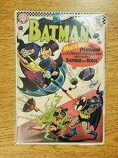 Batman 190 Infantino Penguin Cover 1967 Dc Comics! Check out my other auctions!