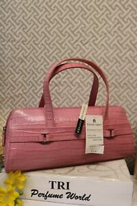 Etienne Aigner Rose Hand Bag Collection GENUINE LEATHER New with Tags
