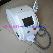 SHR Elight Laser Hair Removal Beauty Machine with 5 Filters Skin Rejuvenation