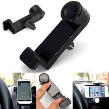 SOPORTE coche rejilla compacto compatible iPhone 5 / 5S / 4 / 4S / 5C