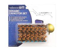 Capacitor Assortment, Ceramic Disc, 224 Pieces, Velleman K/CAP1