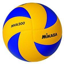 MIKASA MVA 200 Volleyball indoor offizieler Spielball FIVB Gr. 5 NEU