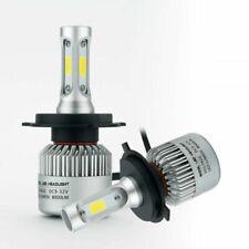 Pair 160W 16000LM Car LED H4 9003 HB2 Hi/Lo Dual Bulb Fog Driving Headlight Kit