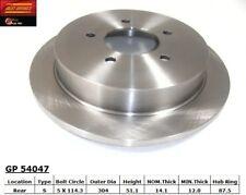 Disc Brake Rotor fits 1998-2002 Lincoln Navigator Blackwood  BEST BRAKES USA
