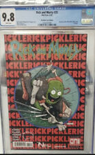 Rick and Morty #35 CGC 9.8 Comic Book Amazing Spider-man #300 🔥🔥🔥🔥🔥