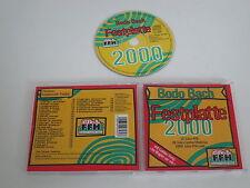 BODO BACH/DISQUE DUR 2000(SONY MUSIQUE MEDIA SMM 492846 2) CD ALBUM