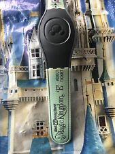 NEW DISNEY PARKS Magic Kingdom E Ticket Black Magicband 2 Unlinked