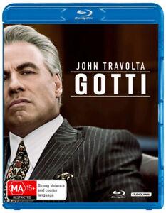GOTTI (2017) [NEW BLURAY]