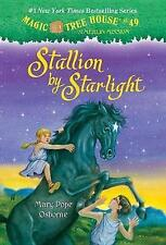 Magic Tree House #49: Stallion by Starlight (A Stepping Stone-ExLibrary