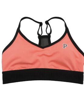 Vs Victorias Secret PINK Ultimate Lightly Lined Sports Bra L