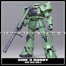 Detail Up Metal Parts Set For MG 1/100 06J-1A Zaku II Ver.2.0 Gundam Model Kit