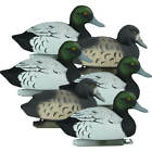 Higdon Standard BlueBill Duck Decoys 6 Pack