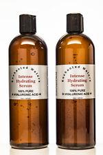 100% Pure HYALURONIC ACID SERUM- Boosts Collagen- Intense Hydration- 32oz Refill
