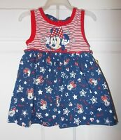 Girls Disney Baby Minnie Mouse 2 Piece Dress Outfit Size 0-3 OR 6-9 Months