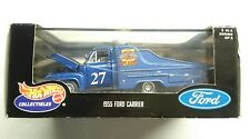 HOT WHEELS 1955 FORD CARRIER COOL CLASSICS 1ST RUN TOOL DIE CAST