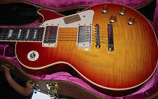 2014 Gibson Les Paul 58 Reissue VOS Custom Shop Flame Washed Cherry 8lbs 5oz