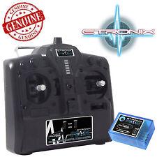 ETRONIX PULSE EX2G 2CH 2.4GHZ FHSS STICK RADIO SYSTEM RC CAR TRANSMITTER RECEIVE