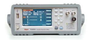 Tonghui TH2683A Insulation Resistance Tester 100kΩ-10TΩ 1kV 30ms Fast Test