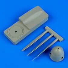 Quickboost 1/32 ARADO AR 196 Elica con strumento per Revell kit # 32174