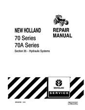 NEW HOLLAND 8670, 8770, 8870, 8970, 8670A, 8770A, 8870A, 8970A SERVICE MANUAL