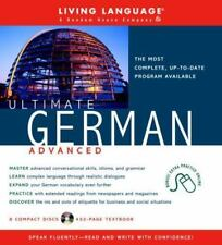 Ultimate German Advanced (Book and CD Set): Includes Comprehensive Coursebook an