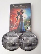 Gioco PC CD ROM Spell Force the order of dawn / Phenomic