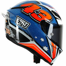 Gloss Not Rated Full Face Multi-Composite Motorcycle Helmets