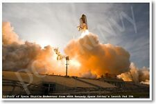 Liftoff of Space Shuttle Endeavor - NEW Astronomy Poster