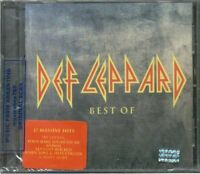 DEF LEPPARD BEST OF SEALED CD NEW GREATEST HITS NEW