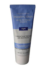 Neutrogena Healthy Skin Anti-Wrinkle Cream Night 1.40 oz (Pack of 2)