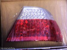 BMW E46 3 Convertible Genuine Clear Taillights LED NEW
