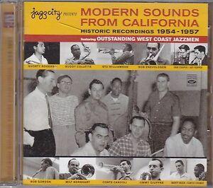 MODERN SOUNDS FROM CALIFORNIA 1954-1957 - various artists CD