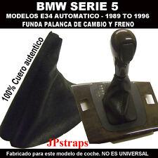 BMW SERIE 5 MODELOS 1989 A 1996 AUTOMATICO FUELLE PALANCA DE CAMBIO Y FRENO