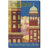 HARAPPA Travel Souvenir Fridge Magnet Pakistan