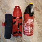 Mercedes fire extinguisher with holder, Gloria 1.3 kg (feuerloscher), W140
