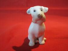 Bing & Grondahl Danmark B&G Sealingham Cesky terrier dog figurine sitting #2179