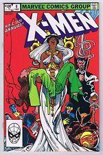 Uncanny X-Men Annual #6 VF+ Signed w/COA Bill Sienkiewicz 1982 Marvel Comics CGC