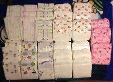 Adult Diaper Big Pack ABDL Medium 33 Diapers